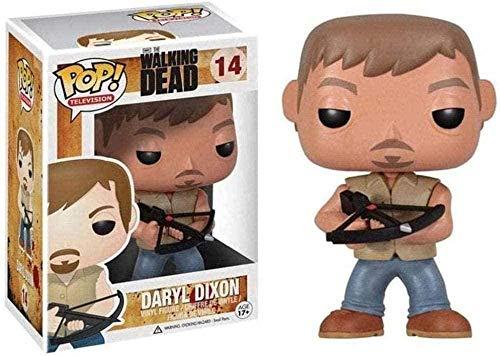 CFFEFN The Walking Dead-Daryl Popfigur form amerikansk TV-serie armbröst bror samling 10