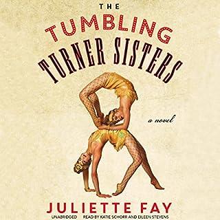 The Tumbling Turner Sisters audiobook cover art
