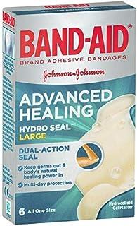 Band Aid Advanced Healing Large 6 Pack
