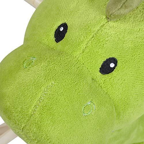 Knorrtoys 40481 – Schaukeltier Dino Olaf mit Sound - 10