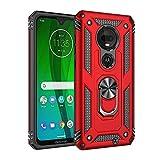 BestST LG K50S Case, LG K50S phone case [Tough Armor] with