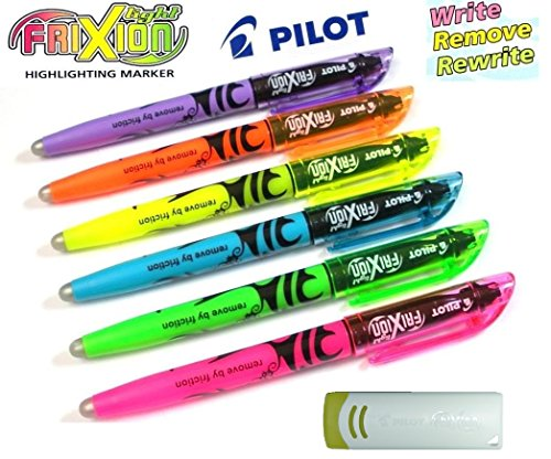 Pilot 4136s6 Surligneur Frixion Light