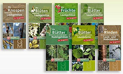 """Bestimmungskarten-Set """"Bäume und Sträucher"""" (Quelle & Meyer Bestimmungskarten)"""