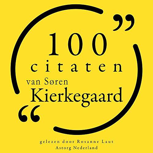 100 citaten van Søren Kierkegaard  By  cover art