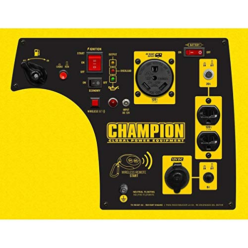 Champion 3100 Inverter