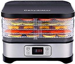 5 fois mini électrique déshydrateur déshydrateurs robot ménager ménager nourriture Sèche-linge Steamer Cuisine cuisson, lé...