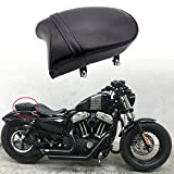Katur sedile posteriore per passeggero, per Harley Sportster XL 883 883XL 883C 883N 2007-2013