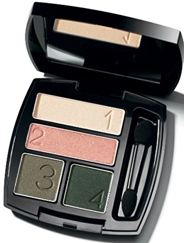 AVON True Colour Lidschatten Quartett Fb. Emerald Cut