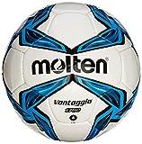 Molten Match Trainings-Fußball, 1700Serie, Fußball, blau/weiß, 4
