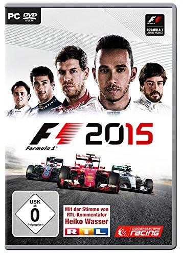 F1 2015 - [PC]