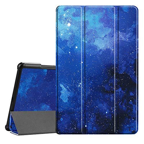 Fintie Hülle für Samsung Galaxy Tab A 10.5 2018 - Ultra Schlank Superleicht Schutzhülle mit Auto Schlaf/Wach Funktion für Galaxy Tab A 10.5 Zoll SM-T590/T595 Tablet-PC, Sternenhimmel