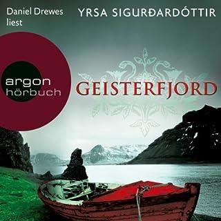 Geisterfjord     Island-Thriller              Autor:                                                                                                                                 Yrsa Sigurðardóttir                               Sprecher:                                                                                                                                 Daniel Drewes                      Spieldauer: 11 Std. und 5 Min.     317 Bewertungen     Gesamt 4,3