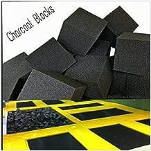 Foam Cubes/Blocks 168 pcs. Charcoal 6