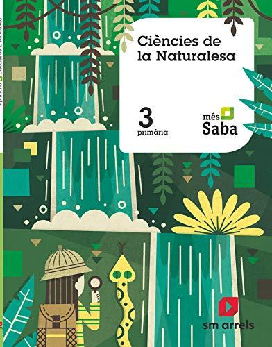Ciències de la naturalesa. 3 Primaria. Más Saba