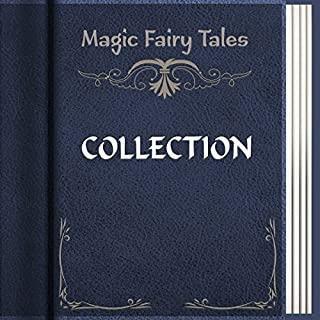 Magic Fairy Tales Collection audiobook cover art