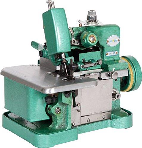 Máquina de costura Overlock semi industrial,1 Agulha, 3 Fios,+Brinde-110v