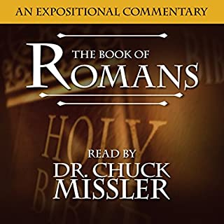 The Book of Romans: A Commentary audiobook cover art
