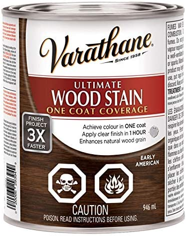 946mL Ultimate OFFer Early American Store Wood Stain Alkyd