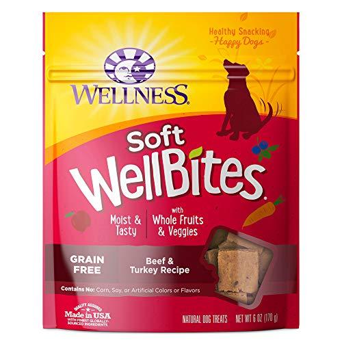 Wellness WellBites Grain-Free Beef & Turkey Recipe Soft