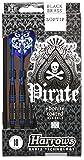 Harrows Pirate Dardos blandos, 18g, azul