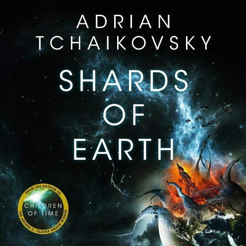Shards of Earth cover art