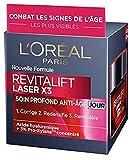 L'Oréal Paris Revitalift Laser X3 Soin Crème de Jour Anti-Âge Acide Hyaluronique