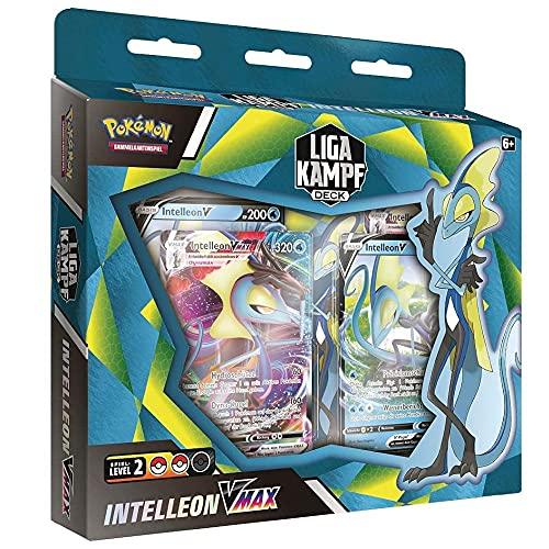 Intelleon-VMAX | Liga-Kampf-Deck | Pokemon | Sammelkarten | Sammler-Edition