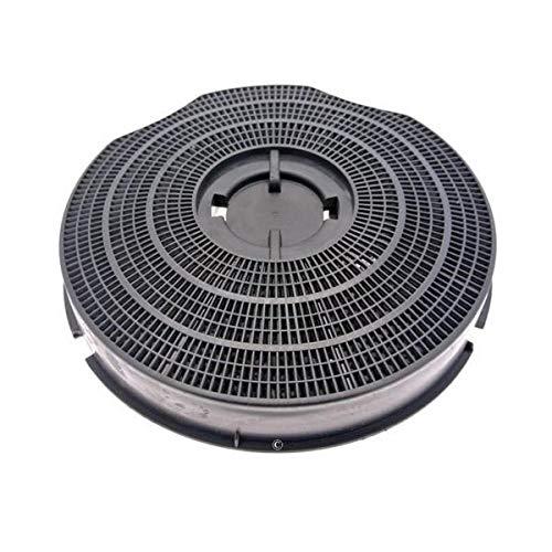 Whirlpool–T30Filtro carbón redondo diámetro 235x H 35mm/Type 30para campana Whirlpool
