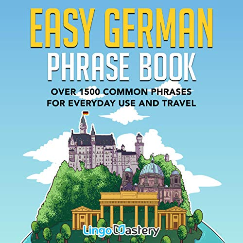『Easy German Phrase Book』のカバーアート