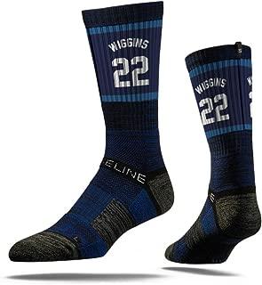 NBA Minnesota Timberwolves Strideline Player Crew Socks , Andrew Wiggins , Andrew Wiggins