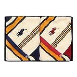 Ralph Lauren ラルフローレン タオル ハンカチ 2枚組 ギフトセット ギフト ハンカチ ギフトBOX付き ミニタオル (マルティーグオーニングストライプ)