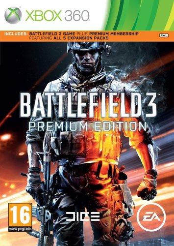 Battlefield 3 Premium Edition [Edizione: Regno Unito]