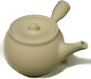 煎茶道具 湯灌 ボーフラ 横手 白 湯沸かし 新品 徳増茶道具専門店