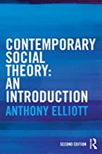 contemporary social theory an introduction anthony elliott