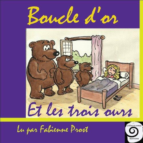 Boucle d'or et les trois ours  cover art