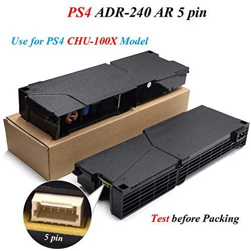 XTR PS4-Konsole ADP-200ER ADP200ER Original Neuer Ersatzreparaturnetzteiladapter Für PS4 PS 4, CHU-120X-Serie, Original ADP-240AR