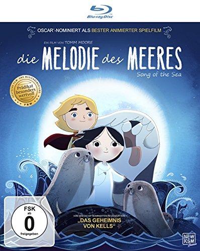 Die Melodie des Meeres (Prädikat: Besonders wertvoll) (Blu-ray)