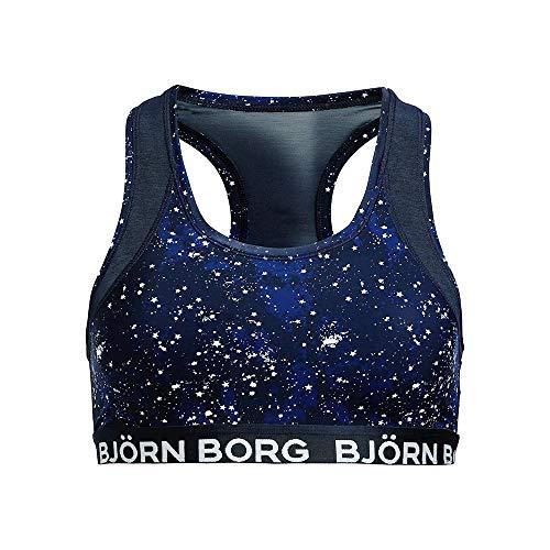 Björn Borg dames, sky sport-bh donkerblauw, blauw, XS ondergoed