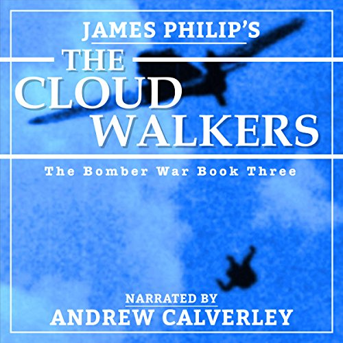 The Cloud Walkers audiobook cover art