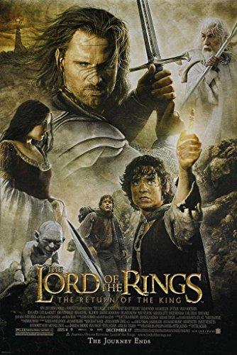 póster el señor de los anillos de la marca postersdepeliculas