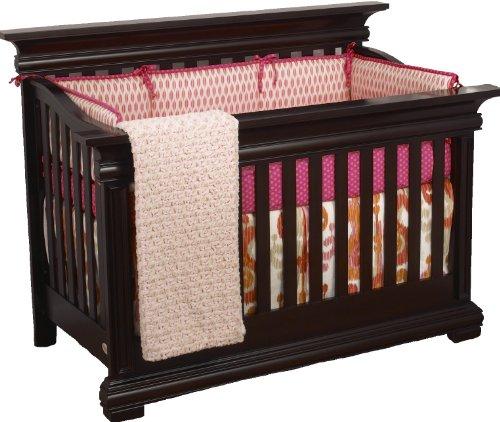 Cotton Tale Designs 4 Piece Crib Bedding Set, Sundance