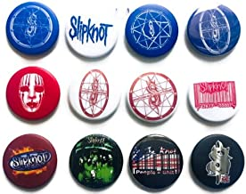SLIPKNOT Joey (2) Awesome Quality Lot 12 New Pins Pinback Button Badge 1.25 Inch