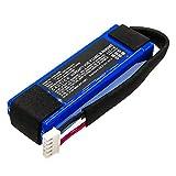 subtel Batterie Premium Compatible avec Harman Kardon Go + Play, Go Play Mini, CP-HK06 3000mAh Accu Rechange Remplacement