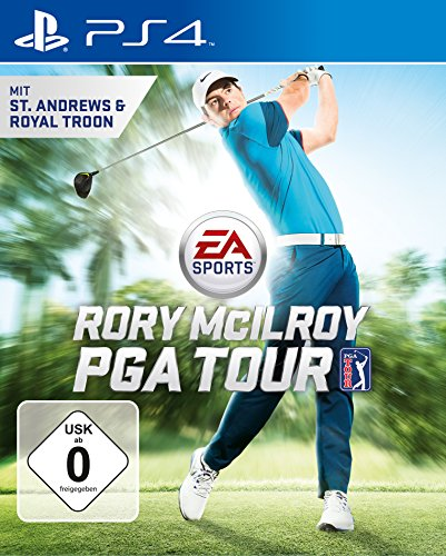 Rory McIIroy PGA Tour - [PlayStation 4]