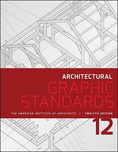 Architectural graphic standards (ramsey/sleeper architectural graphic...