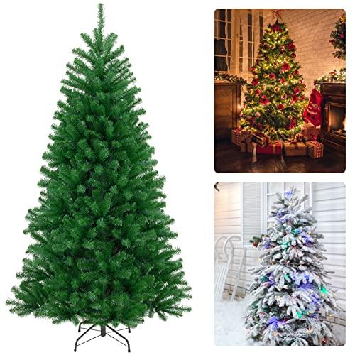 albero di natale artificiale Albero di Natale Artificiale 150 cm 450 Rami
