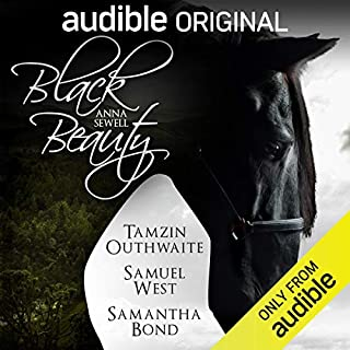 Black Beauty cover art