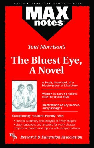 The Bluest Eye: A Novel (MAXnotes Literature Guides) (English Edition)