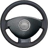 LYSHUI Autolenkradabdeckung, passend für Renault (Dacia) Duster 2010-2016 Dokker Lodgy Logan 2013-2016 Sandero 2013-2017