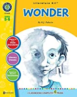 Classroom Complete Press CCP2533 Wonder - Literature Kit, Grade 5-6